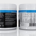 Supplement Manufacturing Marketing - Product Rendering